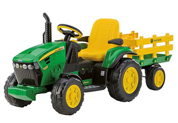 ​Peg Perego John Deere Ground Force Tractor