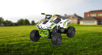 best power wheels for grass and off road