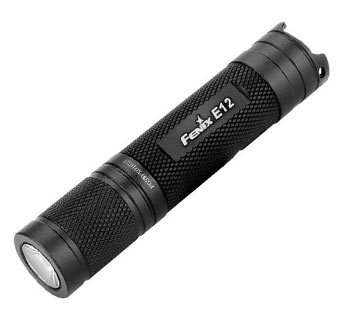 Fenix E12 Pocket-Sized Flashlight