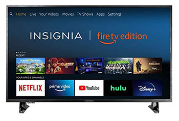 Insignia NS-32DF310NA19 32-Inch Smart HD TV-Fire TV Edition